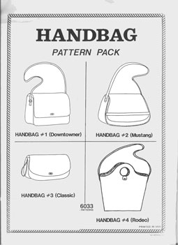Hangbag Pattern Pack