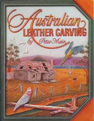 Australian Leather Carving