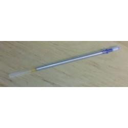 Bolígrafo plata - recambio