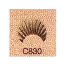 Troquel de camuflaje C830