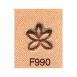 Troquel de hojas y flores F990