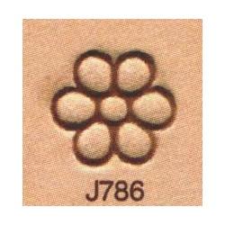 Troquel de centro floral J786