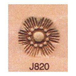 Troquel de centro floral J820