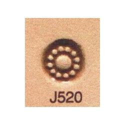 Troquel de centro floral J520