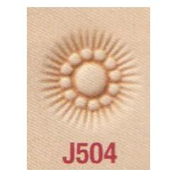 Troquel de centro floral J504