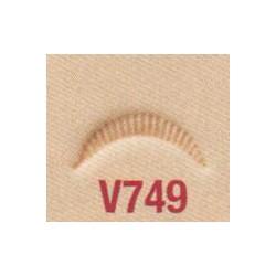Troquel de hebras V749