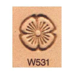Troquel de flores y piñas W531
