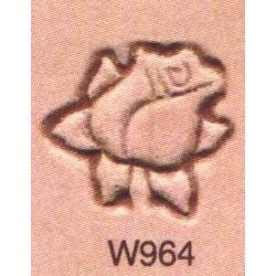 Troquel de flores y piñas W964