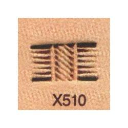 Troquel de tejido cesta X510