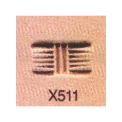 Troquel de tejido cesta X511
