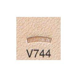 Troquel de hebras V744