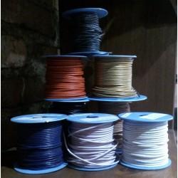 Cordón de cuero de 1,5mm