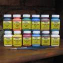 Acrylic Dye Pack Fiebings - Paquete de pinturas acrílicas Fiebing