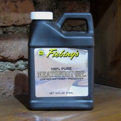 100% Pure Neatsfoot Oil 16oz