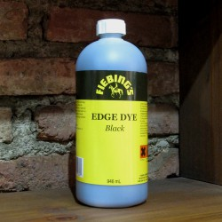 Edge Dye 32oz black / negro