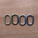 Piquetes ovalados 2cm - varios colores