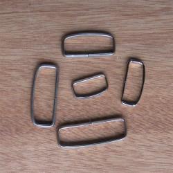 Pasadores sencillos níquel - varias medidas