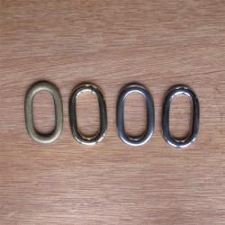 Piquetes ovalados 2,5cm - varios colores
