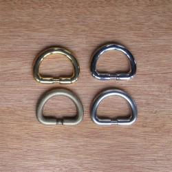 Piquetes medialuna 2,5cm - varios colores