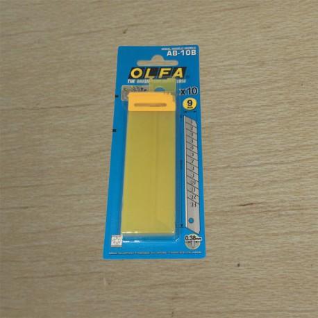 Cúter aluminio 9mm
