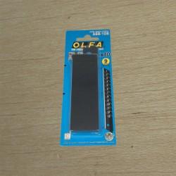 Cuchillas repuesto cúter  9mm EXTRA 10u. - OLFA Japan