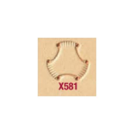 Troquel de tejido cesta X503S