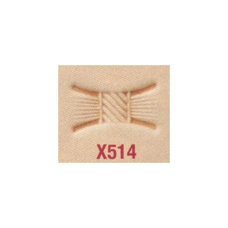 Troquel de tejido cesta X514