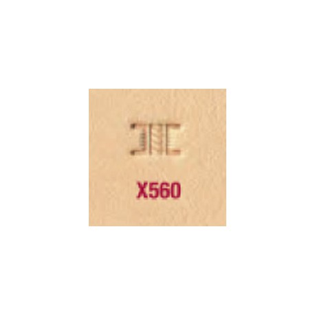 Troquel de tejido cesta X500