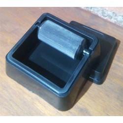 Aplicador rodillo plastico para tinte de canto