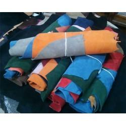 Retal serraje colores - 1kg