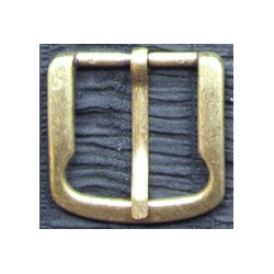 Hebilla 3,5cm oro viejo
