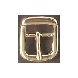 Hebilla de 2,5cm oro