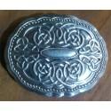 Chapa celta ovalada 25-30mm