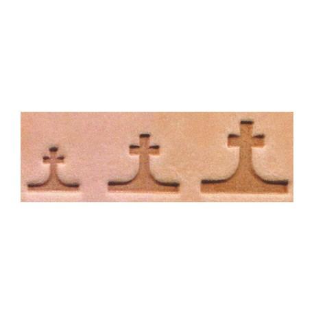 Set troqueles Meandros cruz