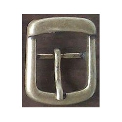 Hebilla de 1,4cm plata