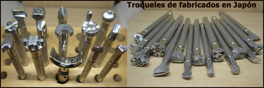 TROQUELES - MADE IN JAPAN